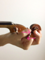 ペグで調弦する方法4 東京・中野・練馬・江古田ヴァイオリン・ヴィオ