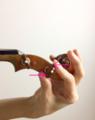 ペグで調弦する方法1 東京・中野・練馬・江古田ヴァイオリン・ヴィオ