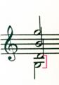 重音の弾き方2 東京・中野・練馬・江古田ヴァイオリン・ヴィオラ・音