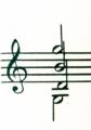 重音の弾き方1 東京・中野・練馬・江古田ヴァイオリン・ヴィオラ・音