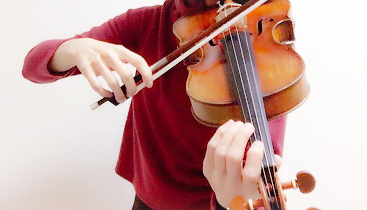 弦をまたぐ移弦2 東京・中野・練馬・江古田ヴァイオリン・ヴィオラ・