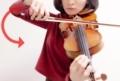 弦をまたぐ移弦1 東京・中野・練馬・江古田ヴァイオリン・ヴィオラ・