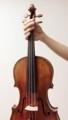 楽器の取り扱い方 1 東京・中野・練馬・江古田ヴァイオリン・ヴィオラ
