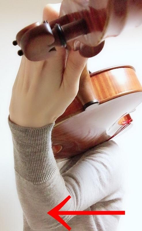 ヴィオラで指が届かない人2 東京・中野・練馬・江古田ヴァイオリン・ヴィオラ・音楽教室