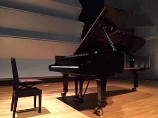 ピアノのコンサート