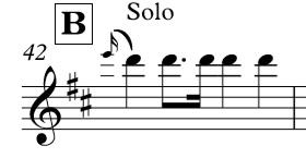 装飾音符の数え方1