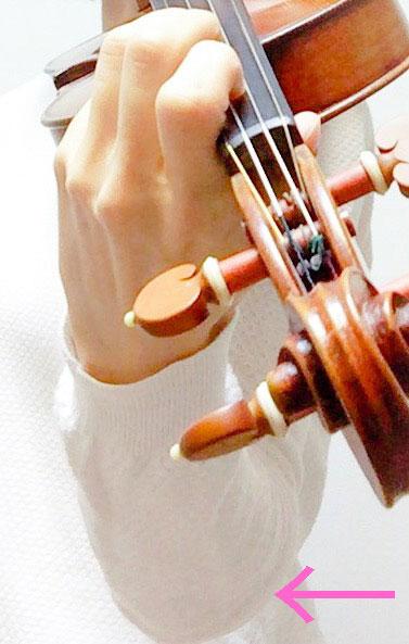 左手の形4 東京・中野・練馬・江古田・ヴァイオリン・ヴィオラ・音楽教室
