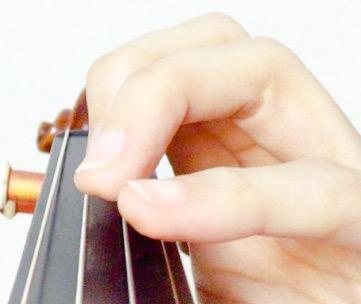 左手の形9 東京・中野・練馬・江古田・ヴァイオリン・ヴィオラ・音楽教室
