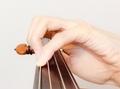 左手の指の形10 東京・中野・練馬・江古田・ヴァイオリン・ヴィオ