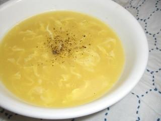 中華風コーンスープ