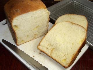 ゴーダチーズのパン