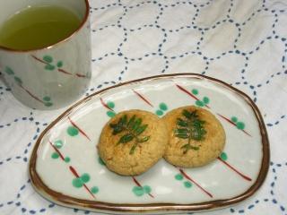 山椒のクッキー