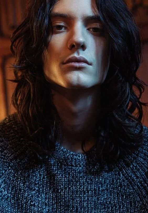 男のための長髪講座です。
