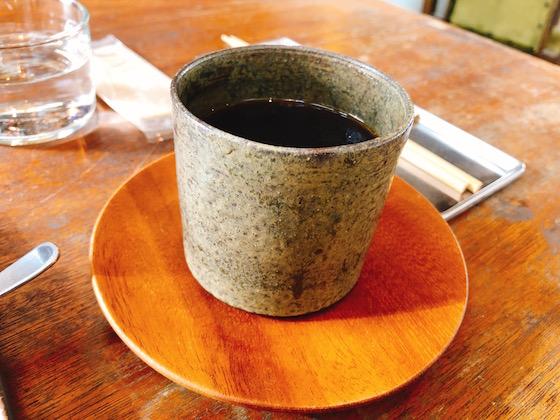 ホットコーヒー(500円)