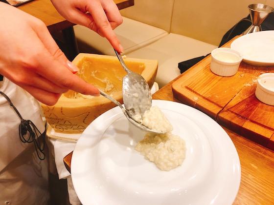 チーズリゾット-3
