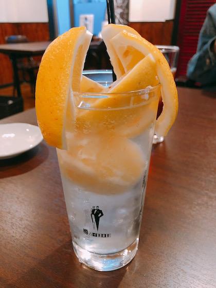 KACHI盛り生レモン(650円)