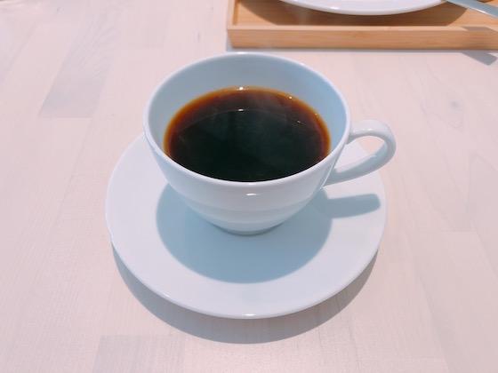 ハンドドリップコーヒー(500円)