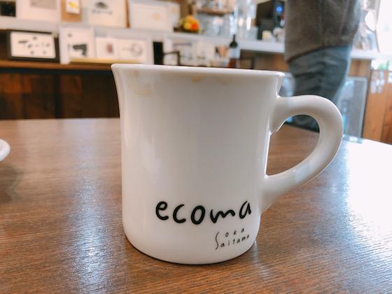 本日のコーヒー「コマイヌブレンド」-1