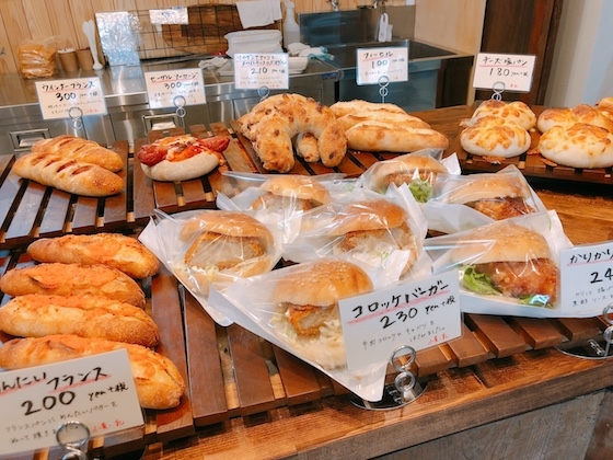 食事系パン