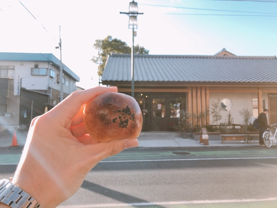 小倉アンパン(80円)