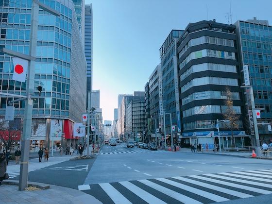 日本の中心は「日本橋」