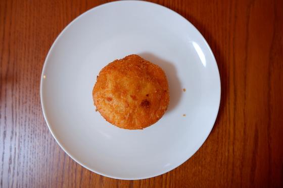 半熟味玉ドーナツ(¥170)