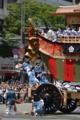 京都新聞写真コンテスト「両舷前進微速!」