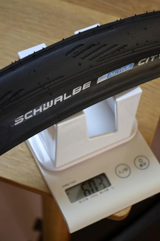 [自転車タイヤ][Schwalbe City Jet 26 x 2.00]