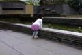 文化公園の噴水