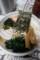 4/10昼。マルちゃん生ラーメン・醤油。1.5玉