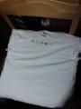 新しいザブトンカバー(古Tシャツ)