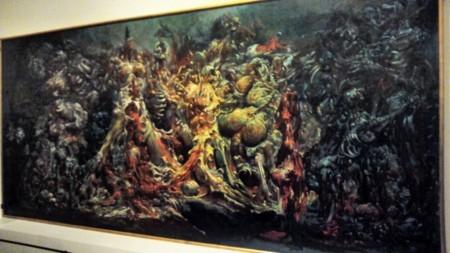 破壊される人間 1983