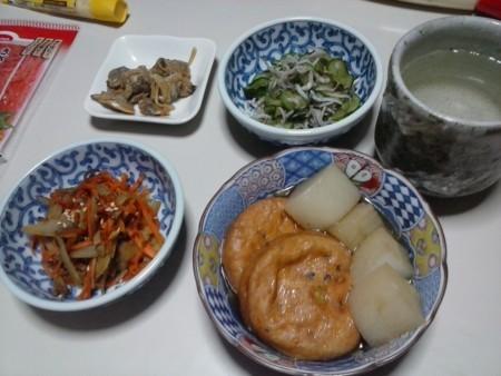 某日夕飯(てか酒の肴)