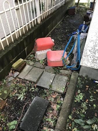 台風24号の翌朝