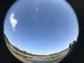 魚眼(修景池)