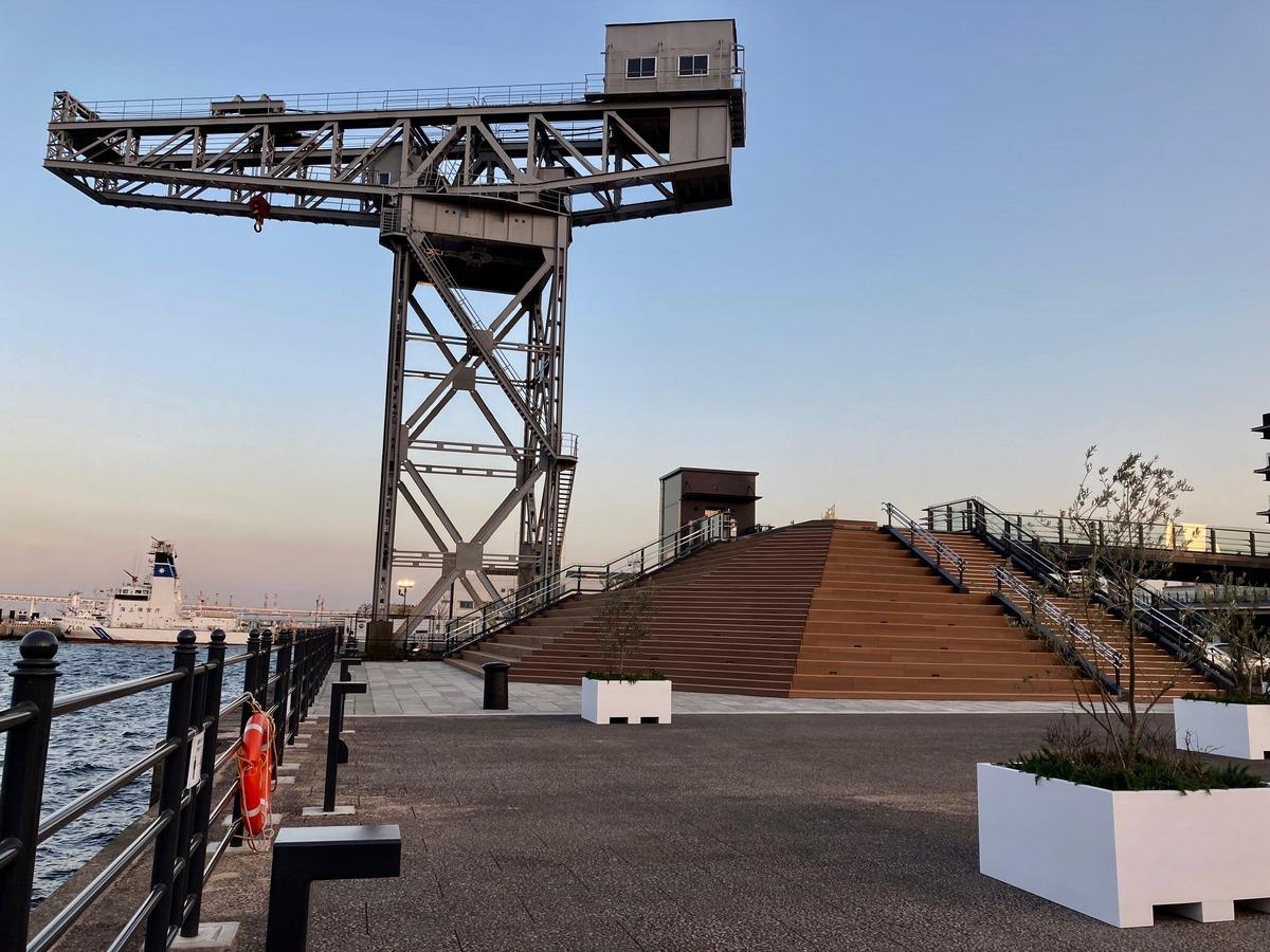 横浜ハンマーヘッドの写真