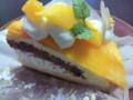 [食べ物]ラ・メゾン 沖縄県産アップルマンゴーのタルト