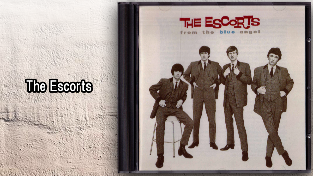 The Escorts - The Escorts From The Blue Angel
