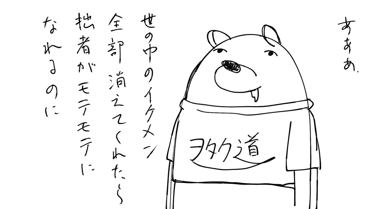 くまの熊野氏 自主制作アニメ ひとことネタ