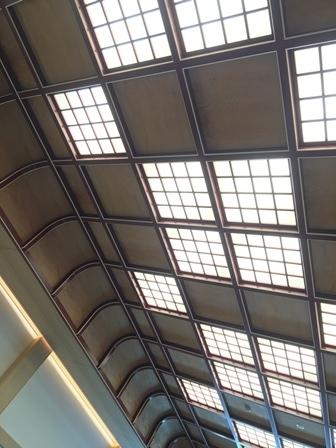 鹿島神宮会館天井