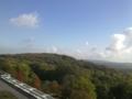 [Bochum]キャンパスの青空