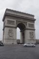 [Paris]凱旋門
