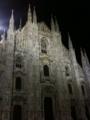 [Milano]ミラノ大聖堂