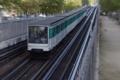 [Paris][鉄道写真]パリ地下鉄
