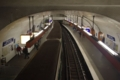 [Paris][鉄道写真]地下鉄の駅