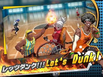 最新バスケアプリ・新作バスケゲーム