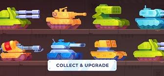 Tank Stars 対人戦が面白いスマホゲーム
