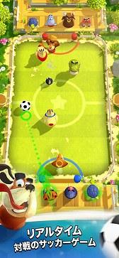 ランブルスターズ 対人戦が面白いサッカーゲーム
