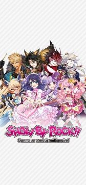 SHOW BY ROCK!! SB69 けものアプリ