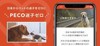 PECO 動物動画アプリ